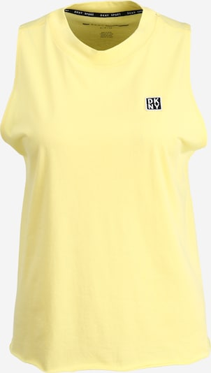 DKNY Sport Sports top in yellow / black, Item view