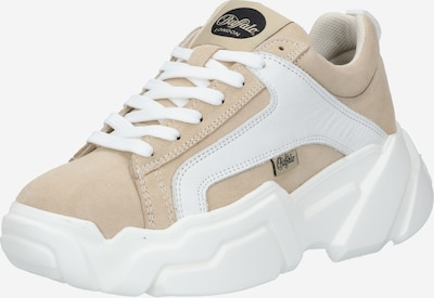Buffalo London Sneaker 'Alexus' in sand / weiß, Produktansicht