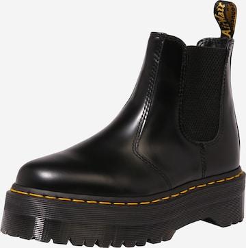 Chelsea Boots Dr. Martens en noir