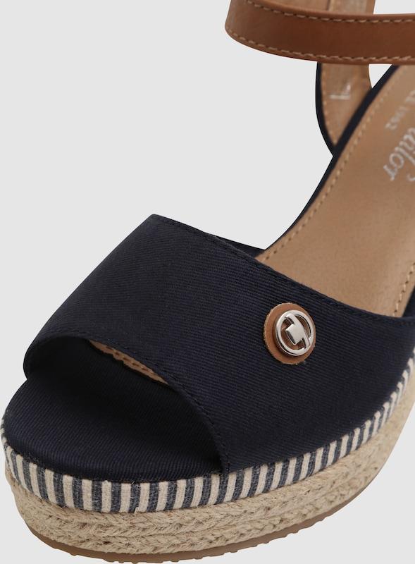 TOM TAILOR Keilsandale Günstige und langlebige Schuhe