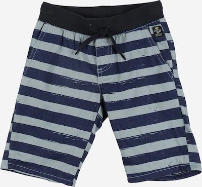 LEMON BERET Pantalon en bleu clair / bleu foncé: Vue de face