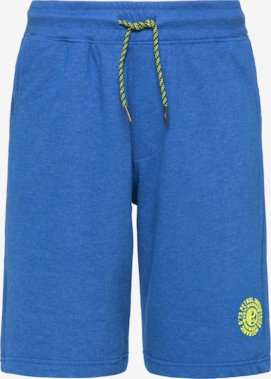 Petrol Industries Shorts in blau, Produktansicht