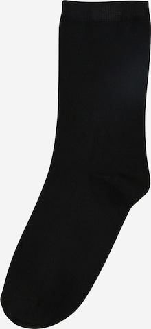 PIECES Ponožky 'Elisa' - Čierna