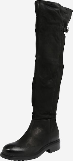 Marc O'Polo Stiefel in schwarz: Frontalansicht