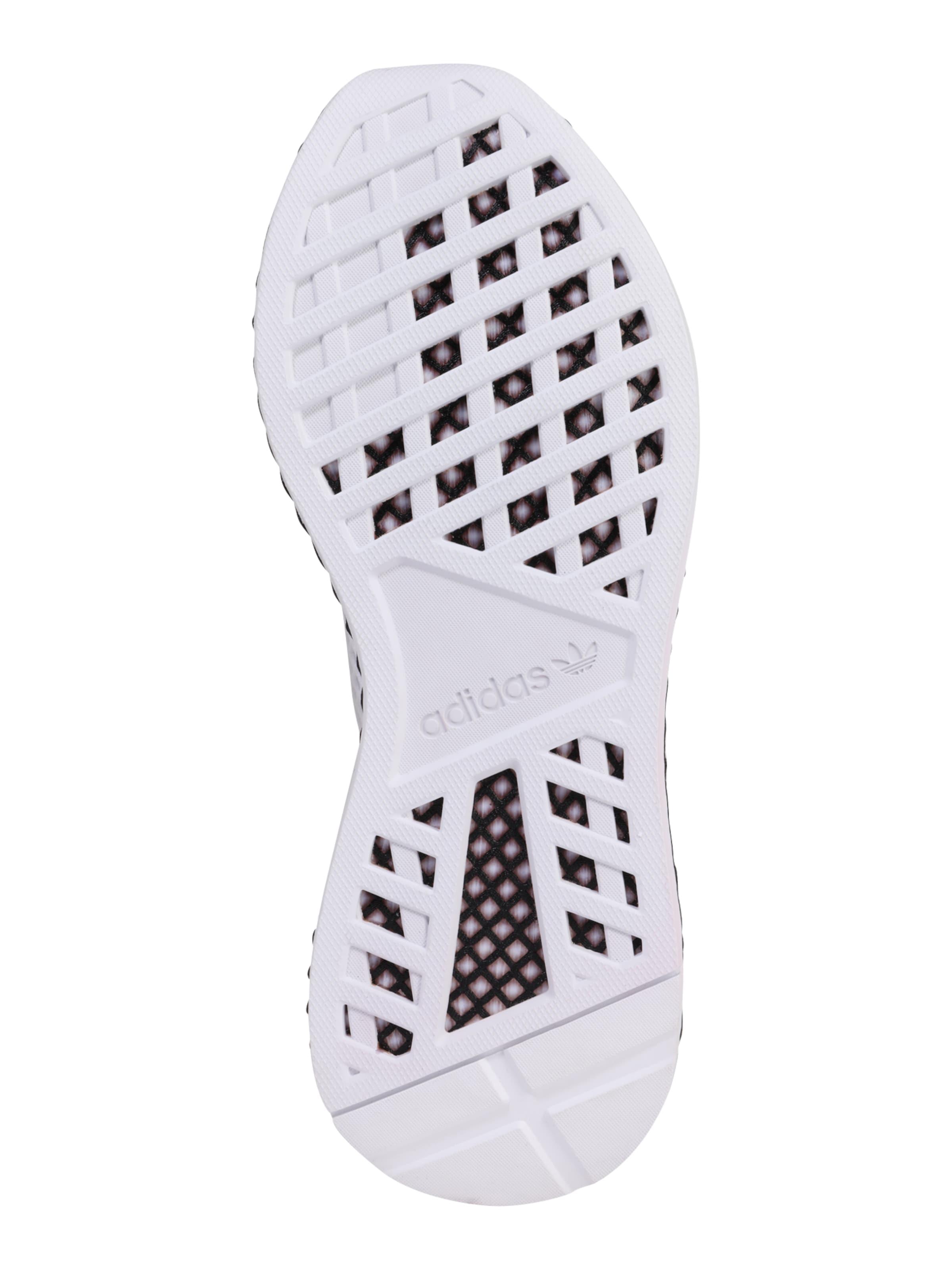 'deerupt SchwarzWeiß Originals Runner' Adidas In Sneaker gbmIfyv6Y7