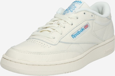 Reebok Classic Sneakers laag 'Club C 85 MU' in de kleur Lichtblauw / Offwhite, Productweergave