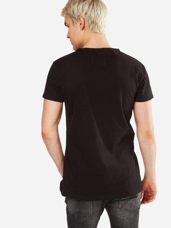 Tigha T-shirt tête De Mort Msn