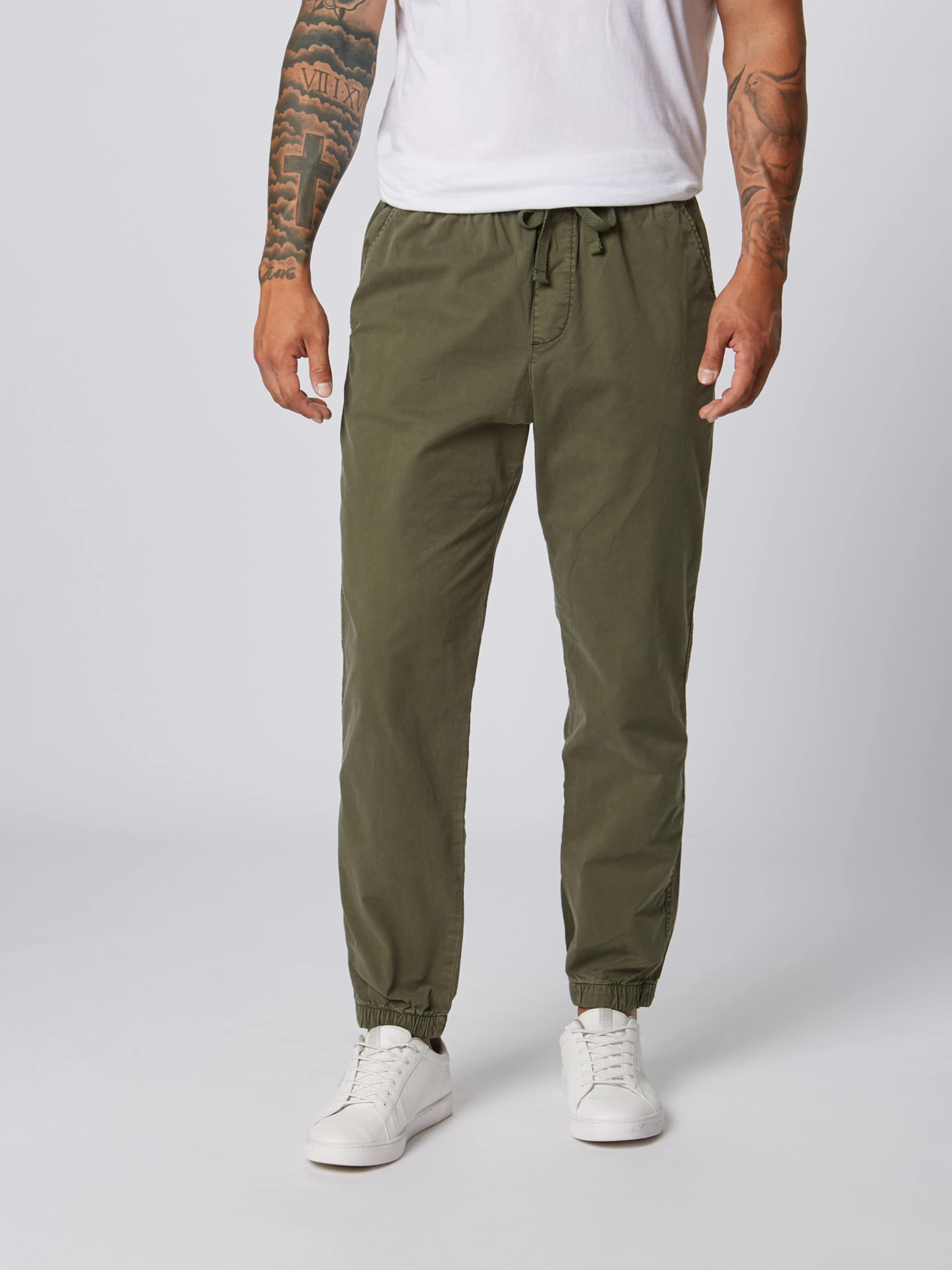 'woven Jogger Hose In Khaki Gap New' D29IEH