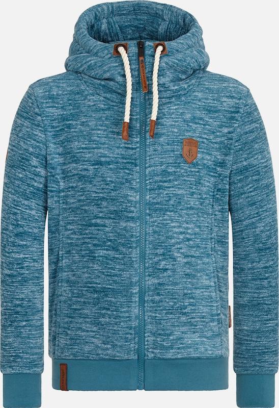 naketano Zipped Jacket 'Mach Et Otze'
