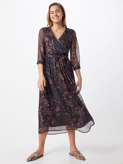 VERO MODA Kleid in nachtblau, Modelansicht
