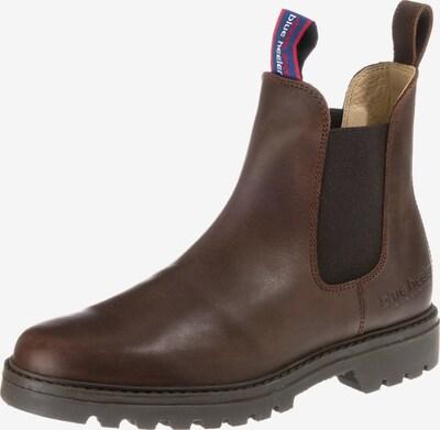 Blue Heeler Chelsea Boots 'Jackaroo' in himmelblau / braun / dunkelbraun / rot / weiß, Produktansicht