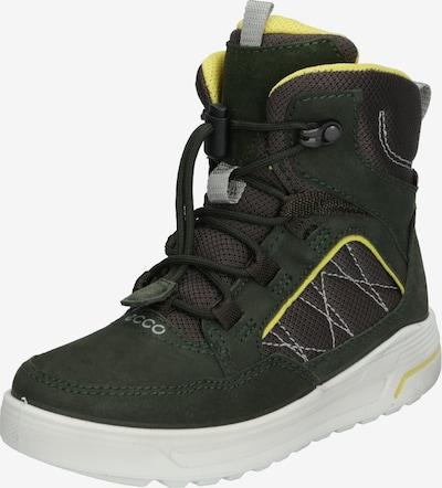 ECCO Schuhe 'Urban Snowboarder' in gelb / grün, Produktansicht