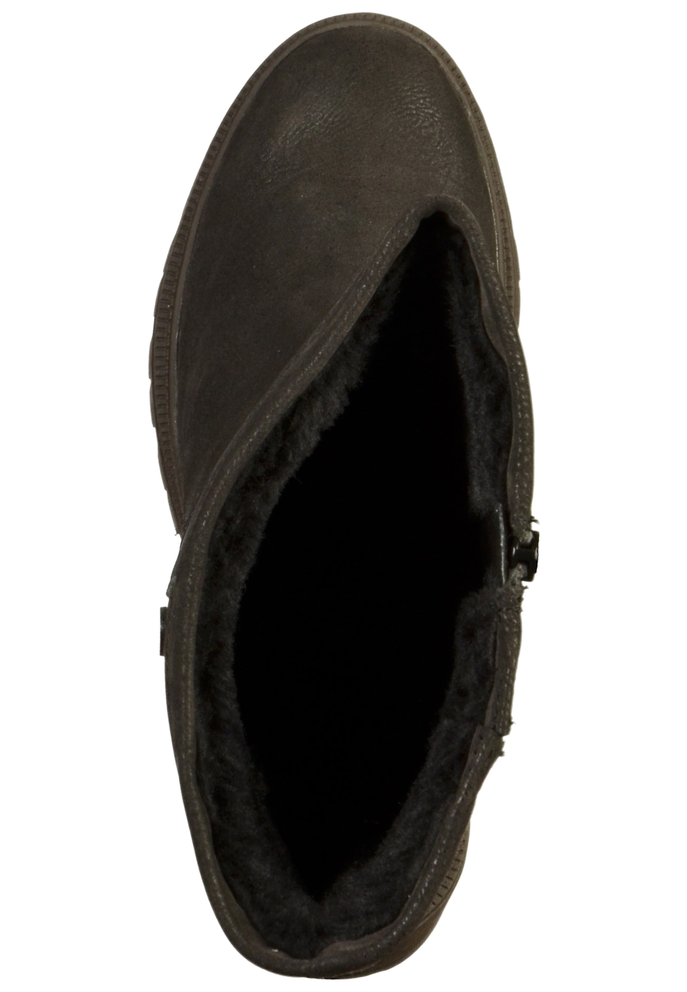 Label oliver Red Stiefel Schwarz S In c35SRjALq4