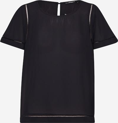 BRUUNS BAZAAR Bluzka w kolorze czarnym, Podgląd produktu