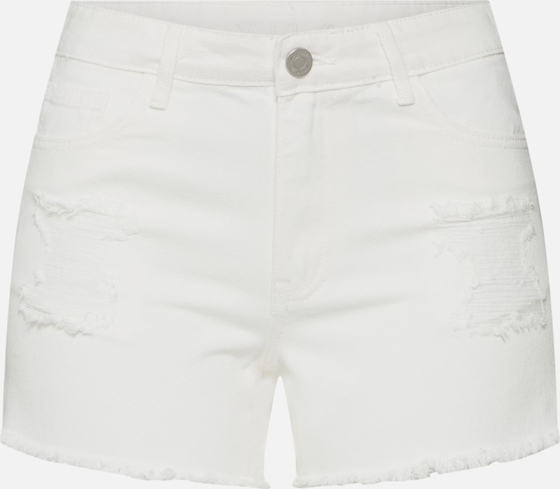 VILA Jeans Shorts online bei ABOUT YOU