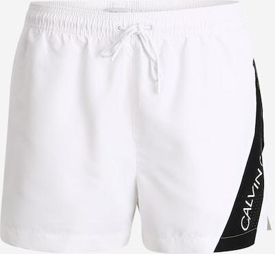 Calvin Klein Swimwear Ujumispüksid valge, Tootevaade