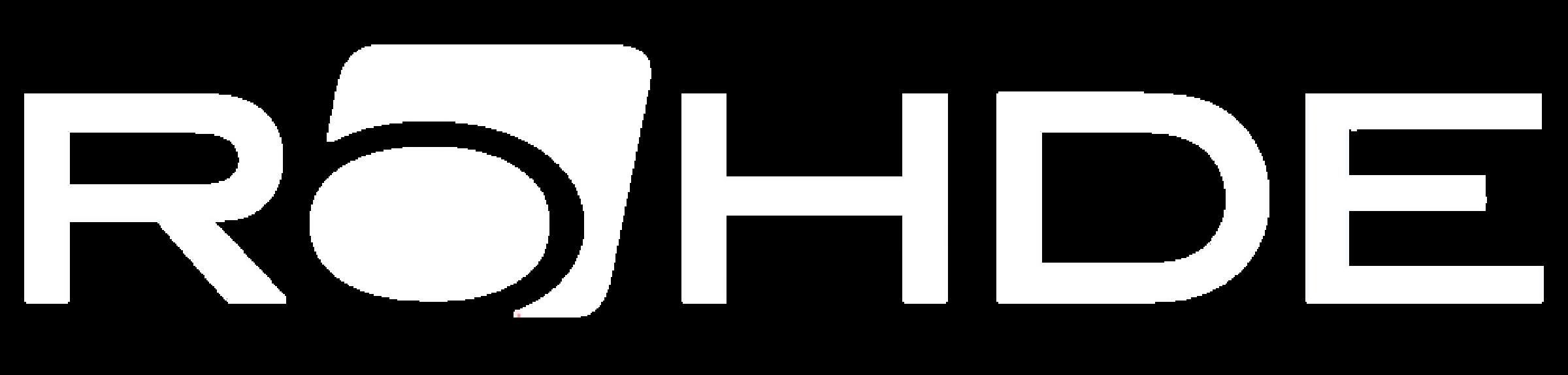 ROHDE Logo