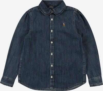 POLO RALPH LAUREN Bluse in nachtblau, Produktansicht