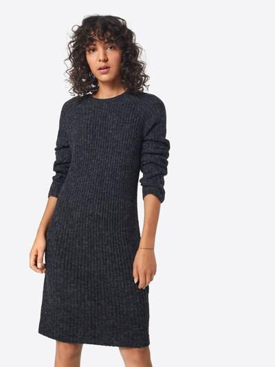 Ongekend OBJECT Gebreide jurk 'OBJNONSIA' in Donkergrijs   ABOUT YOU GG-22
