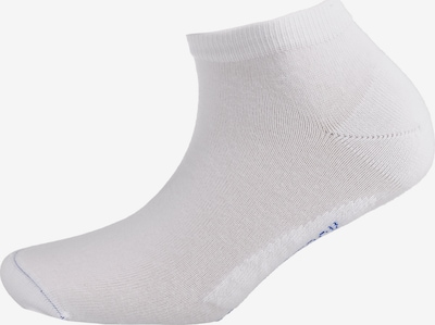 BIRKENSTOCK Socken in blau / weiß, Produktansicht