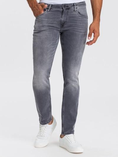 Cross Jeans Jeans 'Damien' in grey denim, Modelansicht