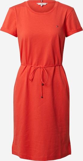 TOMMY HILFIGER Jerseykleid 'ANGELA' in orange, Produktansicht