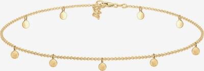 ELLI Choker 'Geo' in gold, Produktansicht