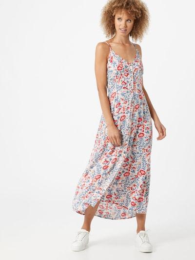 BILLABONG Kleid 'Sugared Life' in mischfarben / weiß, Modelansicht