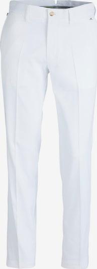 J.Lindeberg Sportbroek 'Ellott' in de kleur Wit, Productweergave