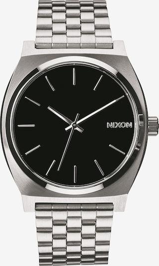 Nixon Armbanduhr 'Time Teller' in schwarz / silber, Produktansicht