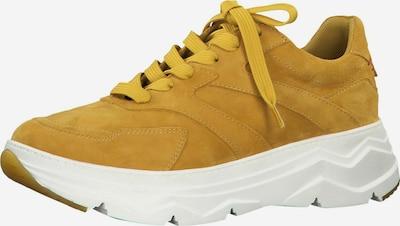 s.Oliver Sneaker in senf, Produktansicht