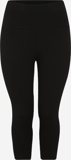 Only Play Curvy Sportbroek in de kleur Zwart, Productweergave