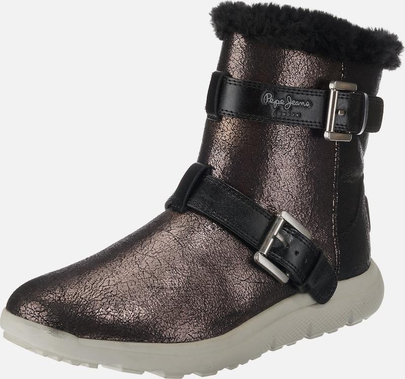 Pepe Jeans 'HYKE W SNOW' Winterstiefeletten Synthetik Lässig wild