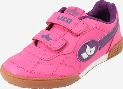 LICO Chaussure de sport 'Bernie V' en violet / rose, Vue avec produit