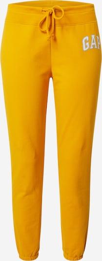 GAP Kalhoty 'FASH' - zlatě žlutá / bílá, Produkt