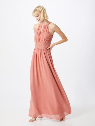 VILA Evening Dress in Pink