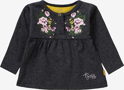 BESS Shirt in anthrazit / mischfarben, Produktansicht