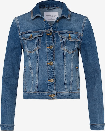 Cross Jeans Jacke in blue denim, Produktansicht