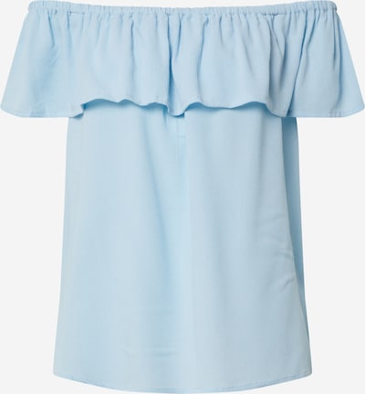ICHI Bluse 'marrakech' in blau, Produktansicht