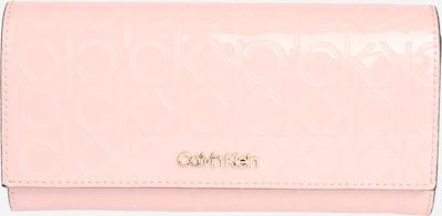 Calvin Klein Etuis 'MUST EM TRIFOLD' in rosa, Produktansicht