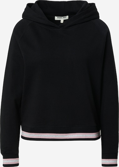 ABOUT YOU Sweat-shirt 'Mara' en rose / noir, Vue avec produit
