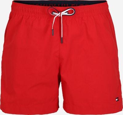Șorturi de baie Tommy Hilfiger Underwear pe roșu, Vizualizare produs