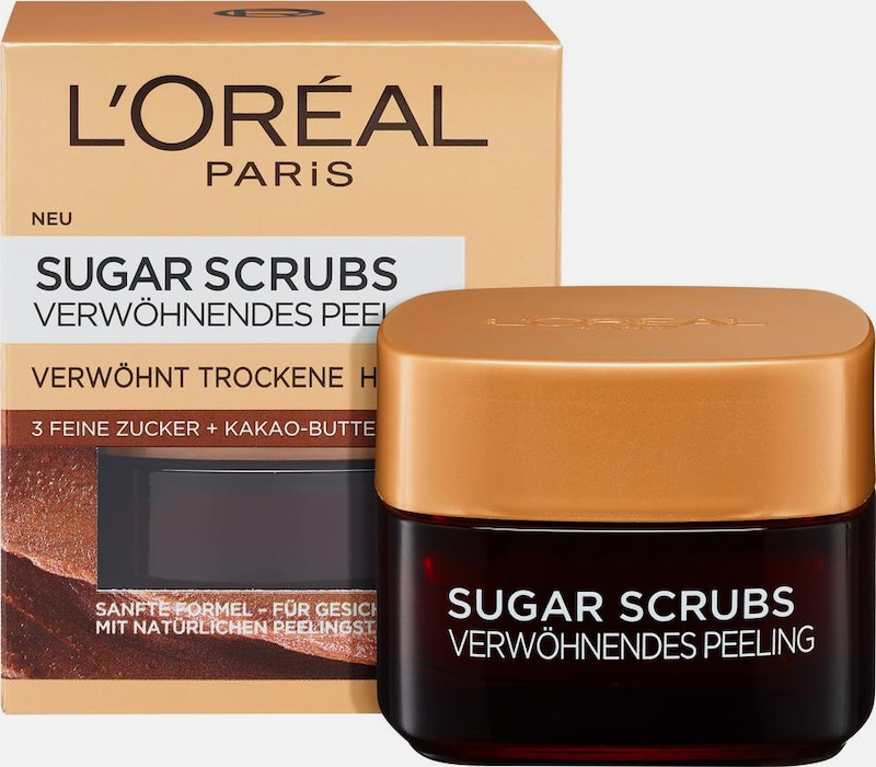 L'Oréal Paris SUGARSCRUB NOURISH