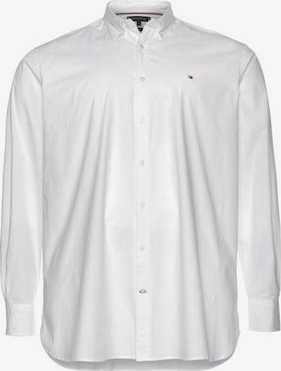 TOMMY HILFIGER Hemd in offwhite, Produktansicht