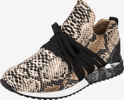 LA STRADA Sneaker in braun / mischfarben / schwarz, Produktansicht