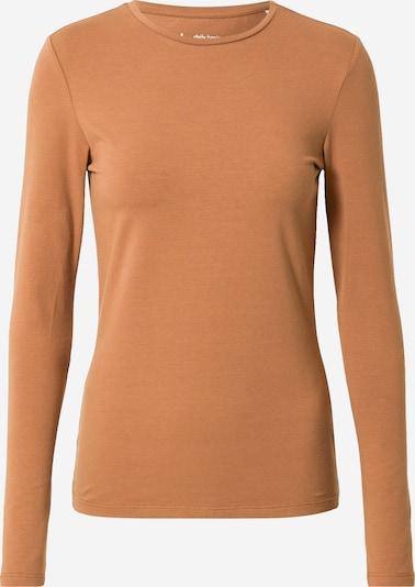 OPUS Shirt  'Daily I ROS' in safran, Produktansicht