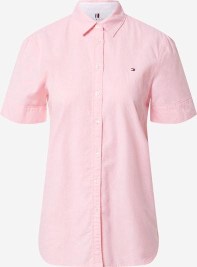 Palaidinė 'SP HANN SHIRT 1/2 SLV W3' iš TOMMY HILFIGER , spalva - rožinė, Prekių apžvalga
