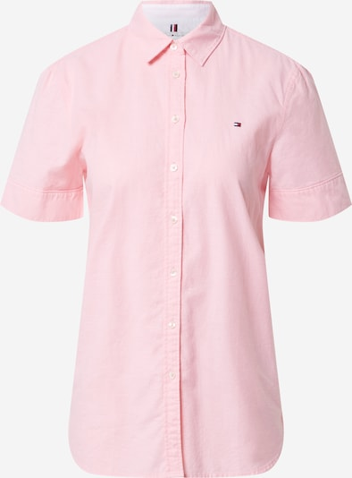 TOMMY HILFIGER Halenka 'SP HANN SHIRT 1/2 SLV W3' - pink, Produkt