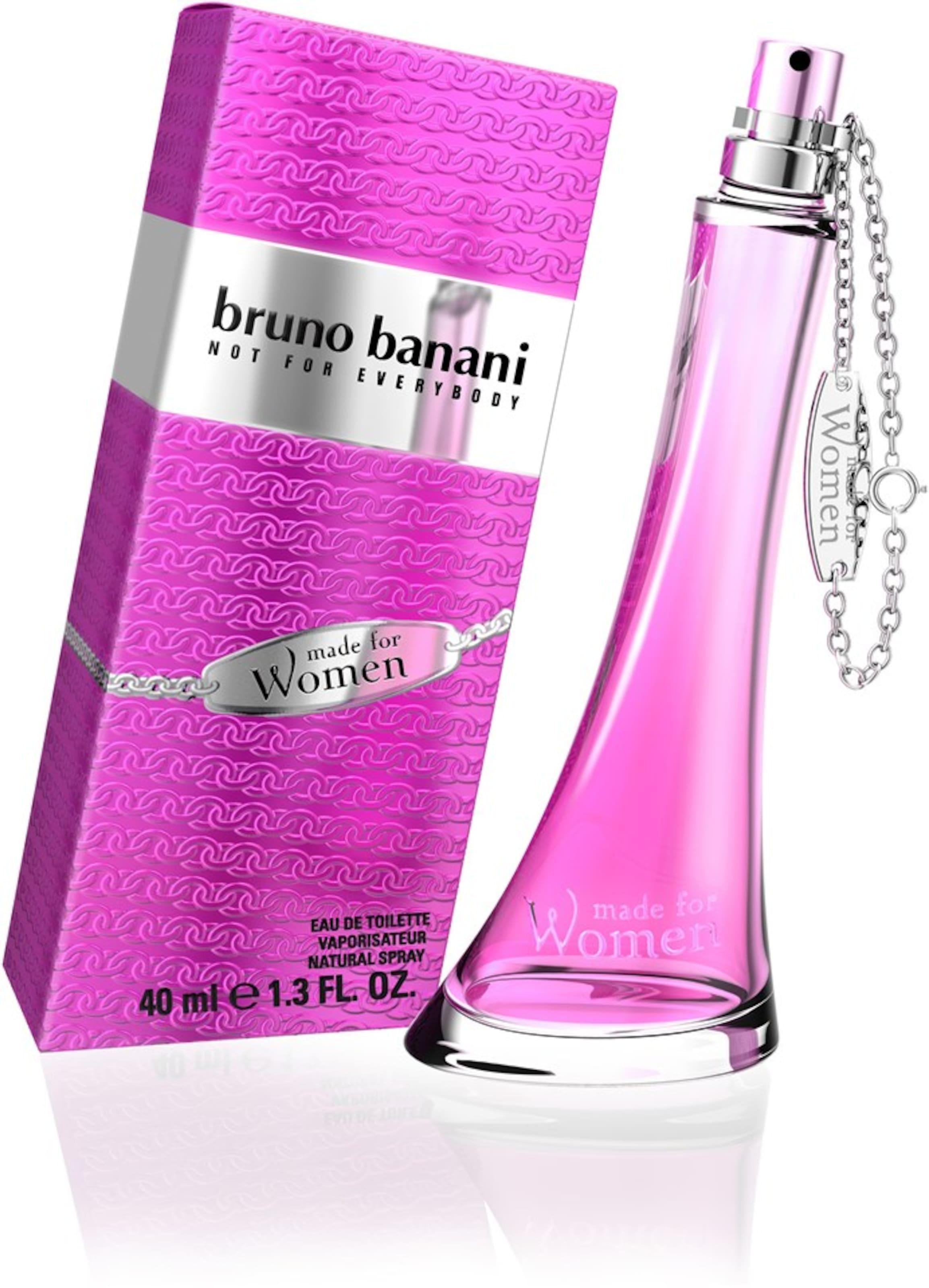 BRUNO BANANI 'Made for Women', Eau de Toilette