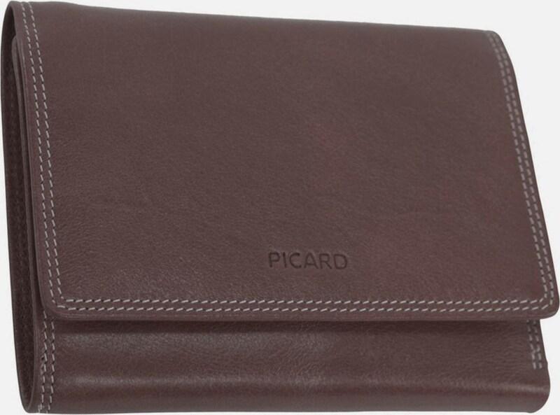 Picard Porto Geldbörse Leder 12,5 cm